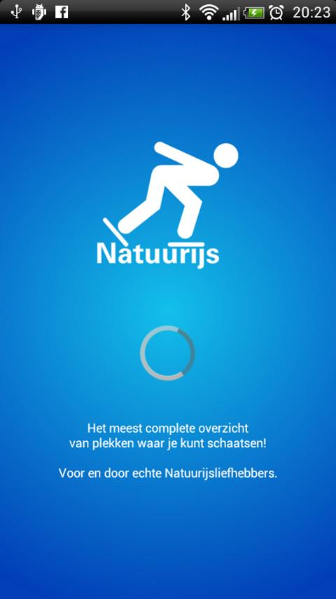 Natuurijs- screenshot