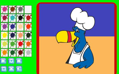 兒童填色比賽