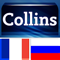 French<>Russian Dictionary logo