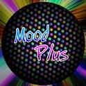 MoodPlus – App lighting effect logo
