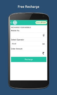 Free Mobile Recharge ZipTT- screenshot thumbnail