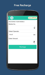 App Free Mobile Recharge ZipTT APK for Windows Phone