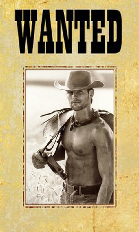 wanted photo frame screenshot - Most Wanted Picture Frame