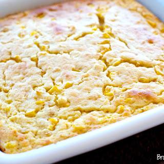 Delicious And Creamy Corn Souffle