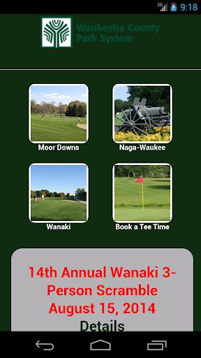 Waukesha County Golf