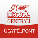 Generali Ügyfélpont icon