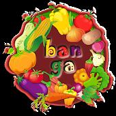 Vegetables Sounds Cards