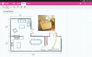 Screenshot of OneNote