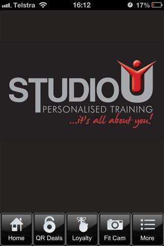 Studio U Personalised Training