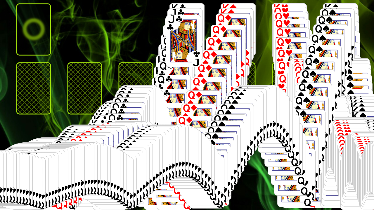 Pyramid Solitaire - screenshot