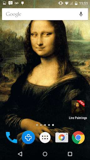 Live Paintings Wallpaper Lite