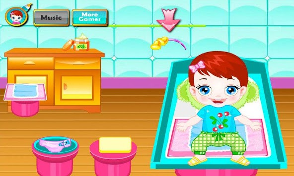 Change Diaper apk screenshot
