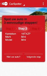 CarSpotter Full Rapport App - screenshot thumbnail