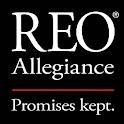REO Allegiance logo
