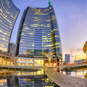 Milano Porta Nuova by Luca Libralato - Buildings & Architecture Office Buildings & Hotels ( milan, unicredit tower, milano porta nuova, milano, italy, unicredit )
