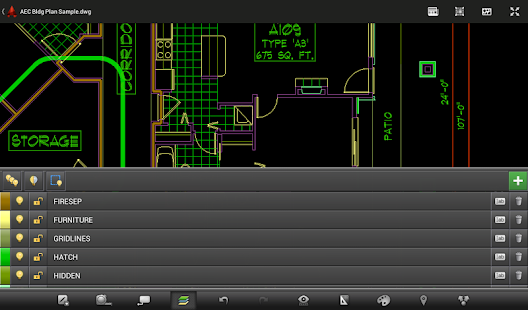 AutoCAD 360 Screenshot 13