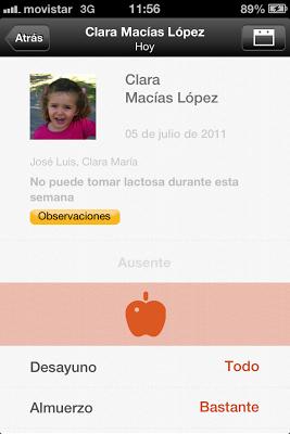 KinderClose Familiar - screenshot