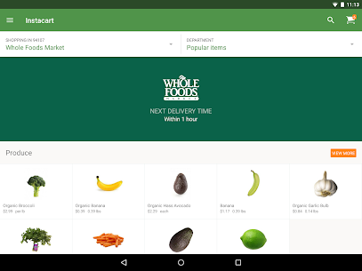 Instacart Grocery Delivery 6