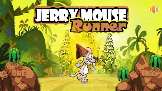 Jerry Mouse Running- screenshot thumbnail