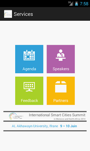Summit for Smart Cities