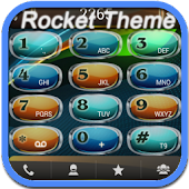 RocketDial Colorful Theme