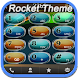 RocketDial Colorful Theme image