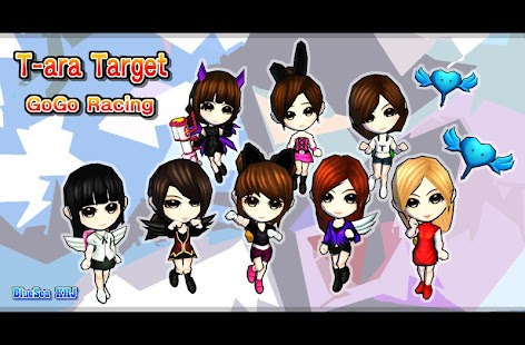 T-ara Target Game (Full Ver) - screenshot thumbnail