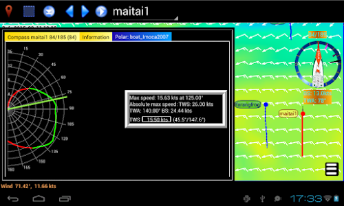 qtVlm Navigation and Routing screenshot 6