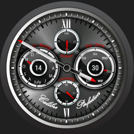 NorthWest Watchface for Wear