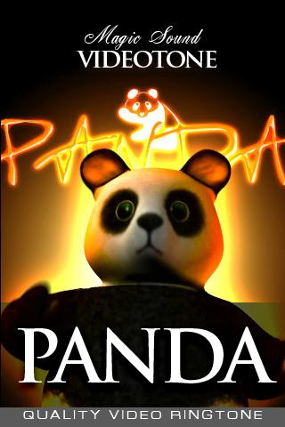 PANDA videoringtone