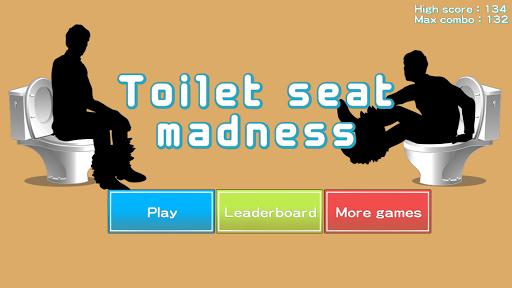 Toilet seat madness