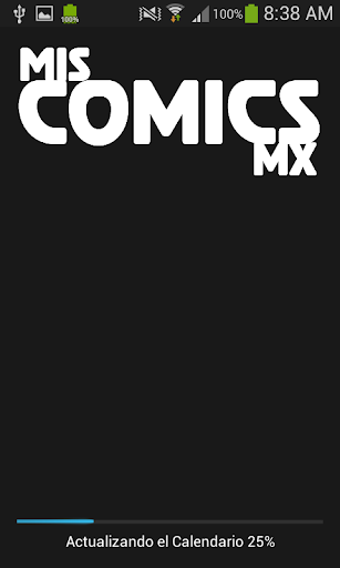Mis Comics MX 3.0.4.0 screenshots 1