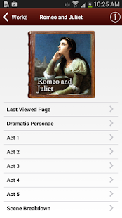 Shakespeare - screenshot thumbnail