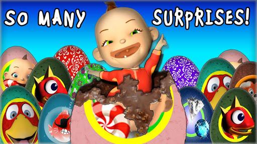 出奇蛋 - 玩具玩轉Babsy - Baby Egg