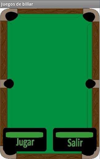 Juegos de Billar