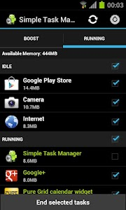 Simple Task Manager screenshot 1