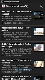TechRadar News - screenshot thumbnail