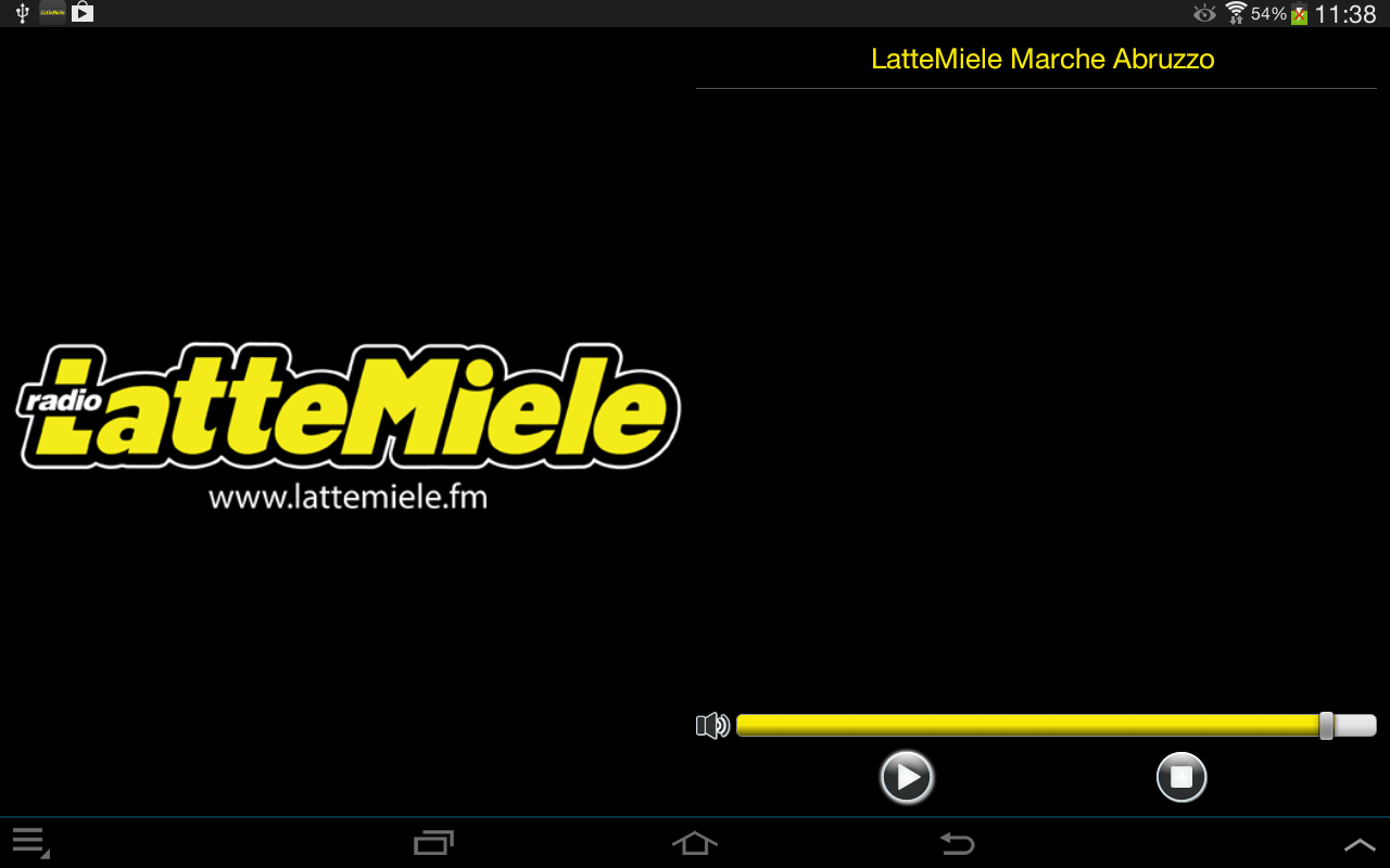 LatteMiele Marche Abruzzo- screenshot