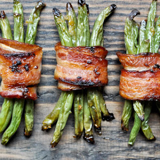 Green Bean Bacon Bundles Recipe