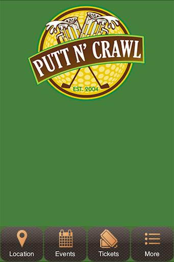 PUTT N' CRAWL