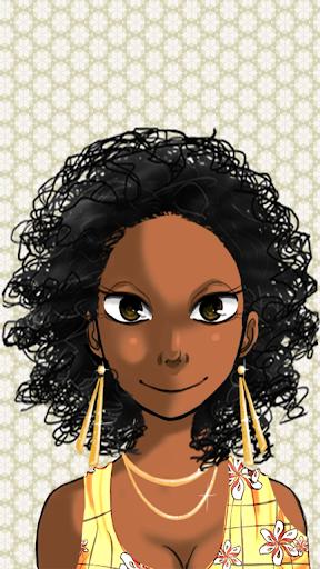 阿伊莎的頭髮樣式換裝 休閒 App-癮科技App