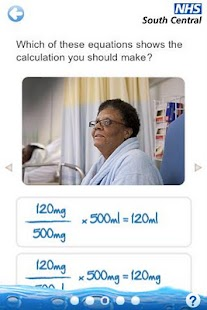 Adult Drug Calculations - screenshot thumbnail
