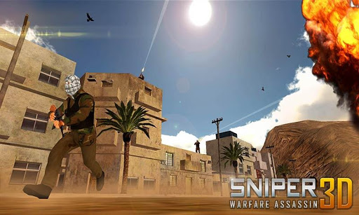 Sniper Warfare Assassin 3D  {cheat|hack|gameplay|apk mod|resources generator} 1