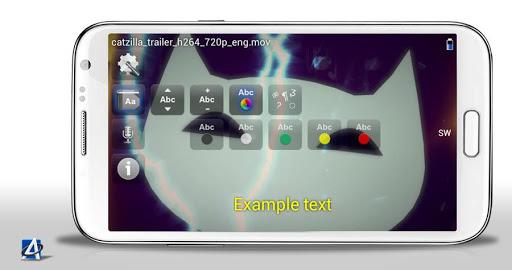 ALLPlayer Video Player 1.0.11 screenshots 14