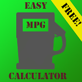 Easy MPG Calculator