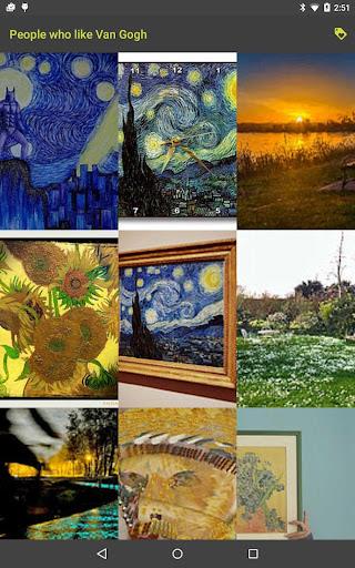 People who like Gogh