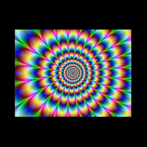 hallucinate illusion