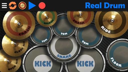 Real Drum - The Best Drum Pads Simulator  screenshots 8