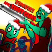 Zombies And Shotguns Holiday