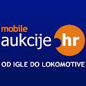 Aukcije.hr Mobile logo